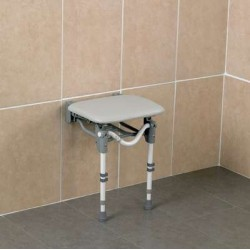Tooting Shower Seat with Legs