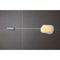 Long Handled Sheepskin Pad Washer