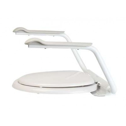 Etac® Supporter Toilet Seat with Armrests