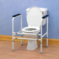 Enjoyable Toilet Surrounds Pabps2019 Chair Design Images Pabps2019Com