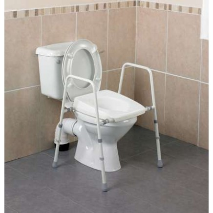 Stirling Adjustable Toilet Frame