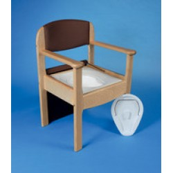 Royale Commode Chair