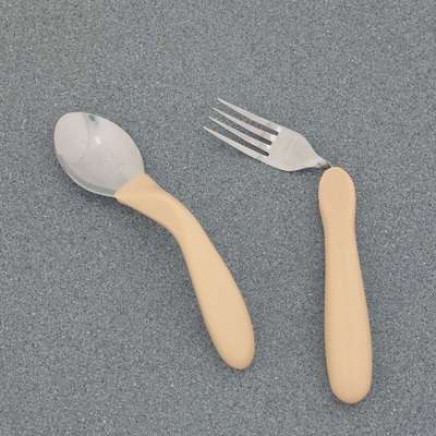 Caring Cutlery Right Handed Spoon