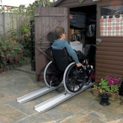Lightweight Channel Mobility Ramps
