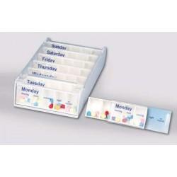 Anabox® Pill Organisers Weekly