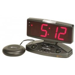 Wake 'n' Shake Vibrating Alarm Clock