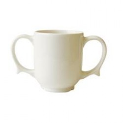 Dignity by Wade Crockery Range - Two Handled Feeder Mug
