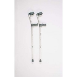 Ergonomic Handle Crutches