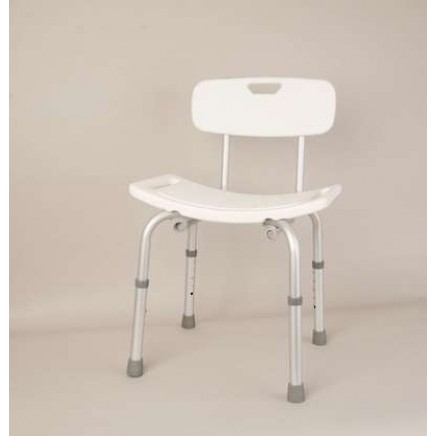 Aluminium Shower Stool/Chair