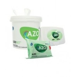 AZODET™ Multi surface Detergent Wipes