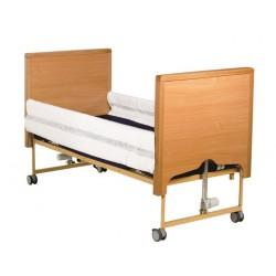 Full Length Mesh Bed Rail Protector