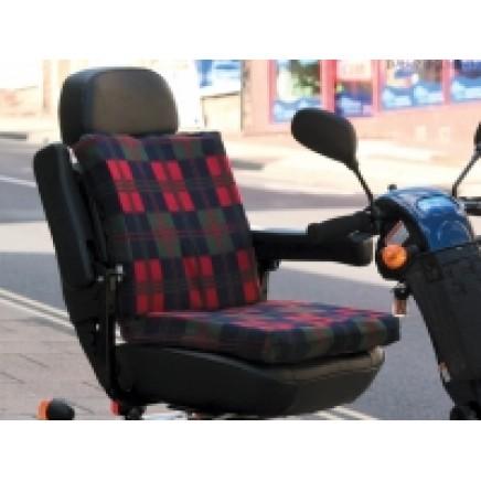 Harley 2 Way Sculptured Support Cushion
