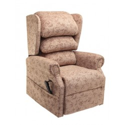 Elm Single Motor Riser Recliner