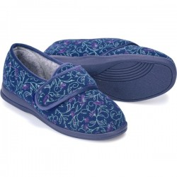 Holly Extra Roomy Slipper
