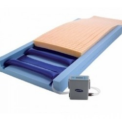 Invacare Softform Premier Active 2 (mattress and pump)