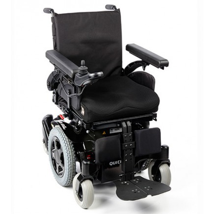 Quickie Salsa M2 Mini Powered Wheelchair