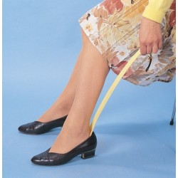 Long Handled Plastic Shoehorn