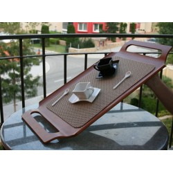 Stayput anti-slip-tray