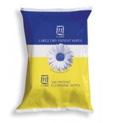 N'Care Large Dry Cleansing Wipes