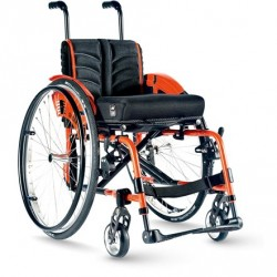 Sunrise Medical Quickie Life T Folding Wheelchair