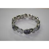 Cristal clear bracelet
