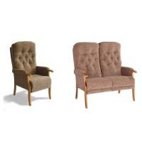 Avon 2 Seater Sofa + Fireside Chair.