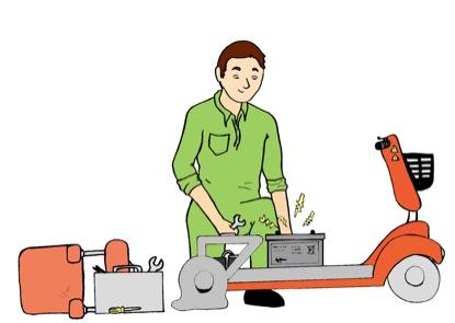 Servicing Amp Repairs